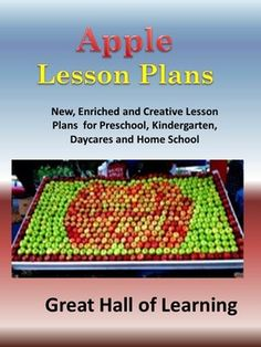 Over 50 pages of new, enriched and creative ideas for preschool, kindergarten, daycares and home schools.  Excellent back to school resource.