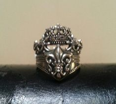 Maltese Cross, The Crown, Steampunk, Alternative, My Etsy Shop, Victorian, Sterling Silver, Rings, Check