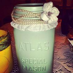 Easy mason jar craft