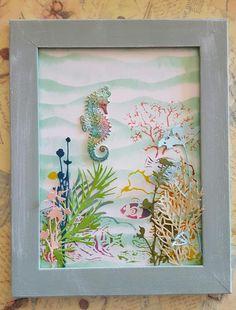 BellesCreations.gr: Frames under the sea