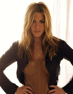 If I got to look like one celebrity... Jennifer Aniston.