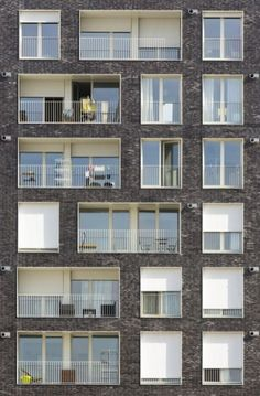 Best Modern Apartment Architecture Design 12