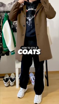 Quick three inspirations on how to style your coats this fall 🍃 —— @csthelabel @streetwearfitsss @sstreetstylevogue ... For more fashion inspiration visit my Youtube Channel! My Outfit, Fashion Inspiration, Channel, Coats, Fall, Youtube, Jackets, Outfits, Brooches
