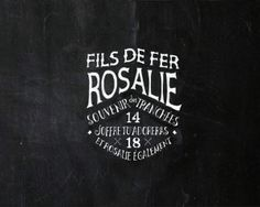 Fils de fer - Souvenir 14 18 by BMD Design , via Behance