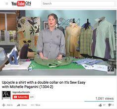 Paganoonoo: Paganoonoo on It's Sew Easy!!!