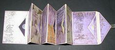 Passport To Fun Club Scrap Challenge - Envelope Albums & Give A Way!!