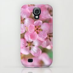 Pinkies Samsung Galaxy S4 case by Lisa Argyropoulos