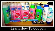 Learn how to coupon. (Not EXTREME Coupon! Realistic couponing for real families and real people!)
