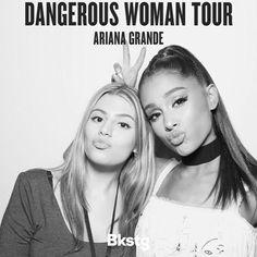 DWT/Dangerous Woman Tour. • Ariana Grande - Suden Karslioglu ❣️
