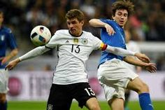 Online Business Operator: Germany vs Italy: Heavyweights collide at Euro 201...