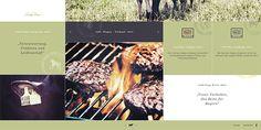 Модный мятный цвет в веб-дизайне