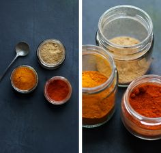 Turmeric, Ginger and Cayenne... Spicy!!