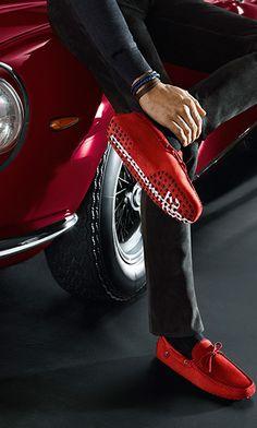 Tod's for Ferrari fw 2014