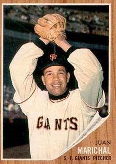 1960s Baseball - Player Profile - Juan Marichal