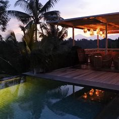 This view #bali #ubud #bismaeight by sarahdalou