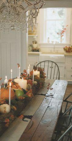 Common Ground: Vintage Inspiration Friday # 62: Thanksgiving Inspiration