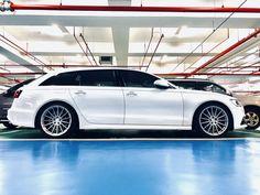 Audi A6 Avant, Bmw