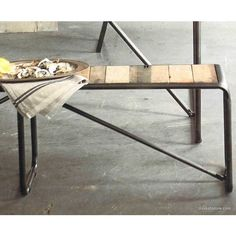 Roost Boatwood Bench