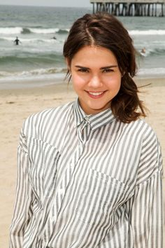 Maia Mitchell - Heal the Bay Beach Clean Up