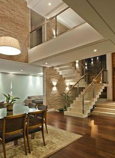 Escadas em balanço – veja dicas e modelos modernos mais revestimentos! - Decor Salteado - Blog de Decoração e Arquitetura