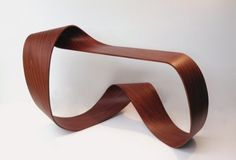 The Möbius strip table is cool-looking, but it takes forever to dust.