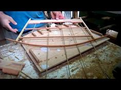 Lon Jacobson - YouTube Bird Cage, Backyard, Wall, Furniture, Youtube, Home Decor, Carpentry, Collages, Diy