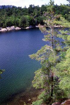 Killarney Provincial Park, Ontario Canada