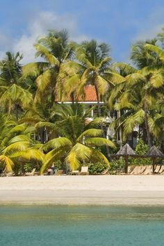 Beach front Resort, Rendezvous St Lucia
