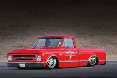 1967 Chevrolet C10  Maintenance/restoration of old/vintage vehicles: the material for new cogs/casters/gears/pads could be cast polyamide which I (Cast polyamide) can produce. My contact: tatjana.alic@windowslive.com