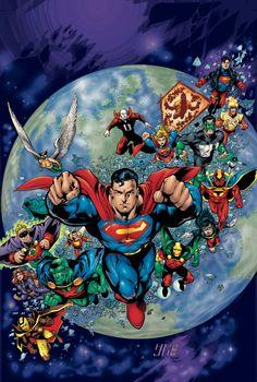 JLA VOL. 4   DC Comics