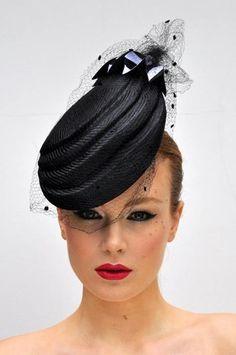 Unique hat block.