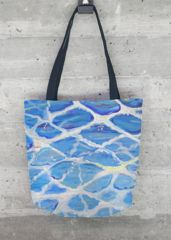 Pool Patterns Tote: What a beautiful product!