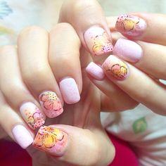 Weekend habit  #summer #floral #babypink