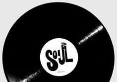 Soul / drawn & photographed by CDRyan. via Friends of Type