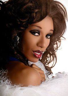 Sahara Davenport is the stage name of Antoine Ashley
