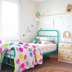 Bushel & a Peck Toddler Bed, Child, Cover, Baby, Furniture, Design, Home Decor, Child Bed, Boys