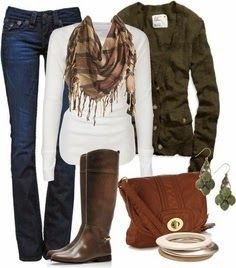 Casual jeans and boot fashion for ladies | Fashion World