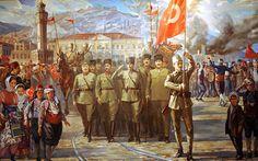 9 #Eylül 1922 #İzmirin #Kurtuluşu  Tarih 9 Eylül 1922 günlerden Cumartesi. #Kurtuluş #Savaşının sonlarına gelindiği dönem. Bu gün #Türk #Ordusunun #İzmire girdiği ve topraklarını geri aldığı gün olarak tarihe geçmiştir. Bu tarih İzmirin #Kurtuluş #Günü olarak ilan edilmiştir.  Tüm #şehit ve #gazilerimizi #şükranla #anıyoruz.  http://sesanltd.com.tr/9-eylul-1922-izmir-in-kurtulusu/ https://www.instagram.com/p/BY0G4e5g4e8/