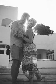 My  Johan   #engagement #preshoot #weddingphotographer #destinationwedding #elopement #santorini #greece