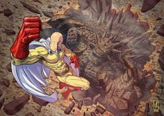 one punch man anime manga merch fortnite geek Monthly subscription box of anime-. - One Punch Man One Punch Man Anime, Saitama One Punch Man, One Punch Man Funny, One Punch Man 2, Manga Anime, Anime One, Wizyakuza Anime, Man Wallpaper, Iphone Wallpaper