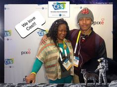 We love Ces!!! #CES2015 #PixeSocial