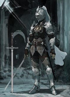 knight | art | Pinterest