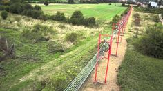#Kingfisher, #Robodrone: Liblice Broadcasting Towers - Ground Inspection. Close Proximity, Kingfisher, Towers, Country Roads, Tours, Common Kingfisher