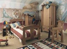 Toddler Room Furniture by Mark Wilkinson