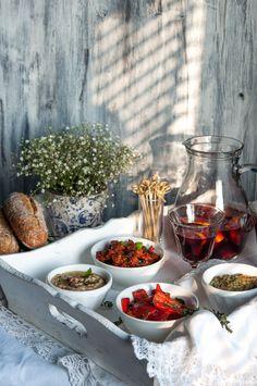 Aperitif in Provence | Gourmantine