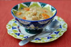 Healthy Chickpea soup