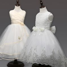 $22.99 (Buy here: https://alitems.com/g/1e8d114494ebda23ff8b16525dc3e8/?i=5&ulp=https%3A%2F%2Fwww.aliexpress.com%2Fitem%2FGirls-Party-Wear-Dress-Kids-2016-Flower-Lace-Children-Girls-Elegant-Ceremonies-Wedding-Birthday-Dresses-Teenagers%2F32697315327.html ) Girls Party Wear Dress Kids 2016 Flower Lace Children Girls Elegant Ceremonies Wedding Birthday Dresses Teenagers Prom Gowns X3 for just $22.99