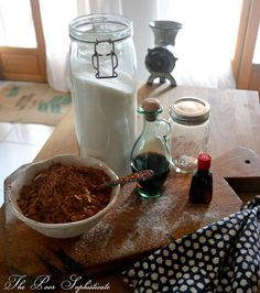 the poor sophisticate: DIY Chocolate Syrups