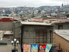 Volunteered in Tijuana, Mexico to build homes for people in poverty.