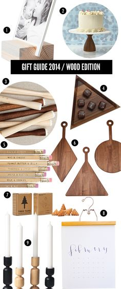 giftguide - wood #BB